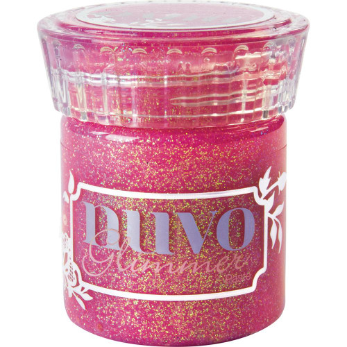 Tonic Studios Nuvo Glimmer Paste: Pink Opal