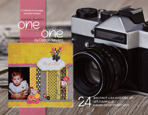 E-BOOK: One on One by Debbie Sanders (non-refundable digital download)