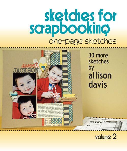 E-BOOK: SFS One-Page Sketches - Volume 2 (non-refundable digital download)