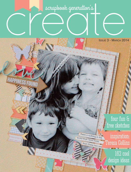 CREATE: March 2014 Downloads