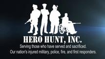 Hero Hunt, Inc Fundraiser