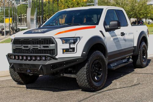 ADD HoneyBadger Front Bumper for 2017-2018 Ford Raptor 3.5L SVT