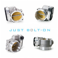 BBK 65mm 2015-17 Mustang EcoBoost BBK Power Plus Throttle Body #1894