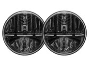 """Shop JBO's Special Deals on Rigid Industries 7"""" Round Ht Headlight W-H13H4 Adt Pair of 2 Part Number: 55005 - ADD to CART For SPECIAL PRICE! Call Us at 1-844-JBO-BOLT."""