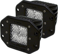 Shop JBO's Special Deals on Rigid Industries Dually Diffused Flush Mount Pair of 2 Part Number: 21251 - ADD to CART For SPECIAL PRICE! Call Us at 1-844-JBO-BOLT.