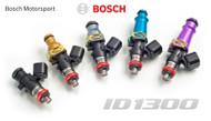 2007-2016 Nissan GTR R35 ID1300 Fuel Injectors 1300.48.14.R35.6 - Injector Dynamics