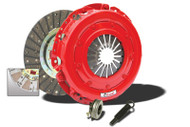 McLeod 2005-2010 Ford Mustang GT Super Street Pro Clutch Kit 10 Spline 500hp #75201