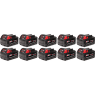 M18» REDLITHIUM» XC4.0 Extended Capacity Battery Ten Pack