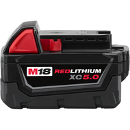 M18ª REDLITHIUMª XC5.0 Extended Capacity Battery Pack