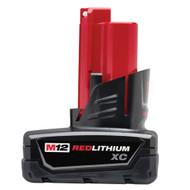 M12ª XC High Capacity REDLITHIUMª Battery