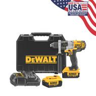 """20V MAX Li-Ion Premium 1/2"""" Drill/Driver (4.0Ah) w/ 2 Batteries and Kit Box"""
