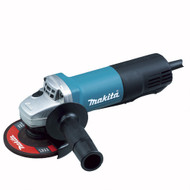 """4-1/2"""" Angle Grinder w/ Case (paddle switch)"""