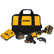 "60V MAX FLEXVOLT 4-1/2"" - 6"" Small Angle Grinder Kit w/ 2 Batteries (6Ah)"
