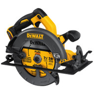 "60V MAX FLEXVOLT 7-1/4"" Circular Saw - Tool Only"