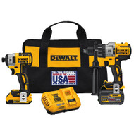 20V MAX Hammerdrill/Impact Kit with 1 DCB606 and 1 DCB203