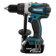 "18V LXT 1/2"" Driver Drill with battery fuel gauge"