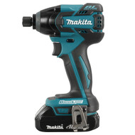 "18V LXT 1/4"" Compact Brushless Impact Driver"