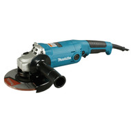 """6"""" Angle Grinder without Lock-On Switch (w/ 5"""" Guard Included)"""