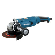 """6"""" Angle Grinder with SJS & Electronic Control"""