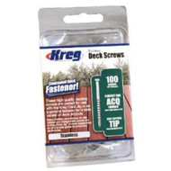 "Deck Screw 2"" Coarse-100Ct"