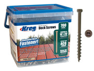 "Deck Screw 2"" Coarse-700Ct"