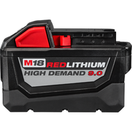 M18ª REDLITHIUMª HIGH DEMANDª 9.0 Battery Pack