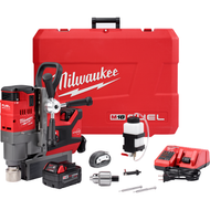 """M18 FUEL™ 1-1/2"""" Magnetic Drill High Demand™ Kit"""