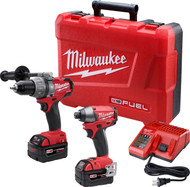 M18 Fuelª Lithium-Ion 2-Tool Combo Kit