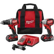 M18 Cordless Lithium-ion Two-Piece Combo Kit