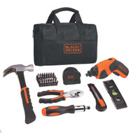 4V MAX* Lithium Screwdriver and 42 pc Project Kit