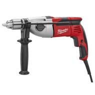 """Hammer Drill 1/2"""" 9 Amp Dual Spd Avs"""