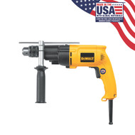 "1/2"" Hammerdrill 7.8 Amp w/ Kit Box"