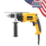 "1/2"" Hammerdrill 6.7 Amp w/ Kit Box"