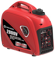 Generator, Gasoline, Digital Inverter, 2000W