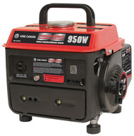Generator, Gasoline/Oil, Portable, 950W
