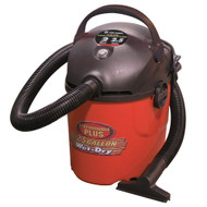 Wet/Dry Vacuum, 2.5 Gallon, 2 Peak HP