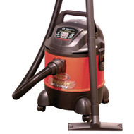 Wet/Dry Vacuum, 5 Gallon, 3.5 Peak HP