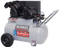 Air Compressor, 150 PSI, 5.5 HP (peak)
