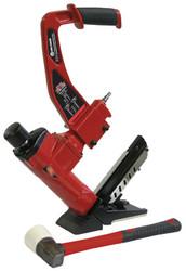 "Stapler, Cleat Nailer, Flooring 1-1/2"" - 2"", 3 in 1"