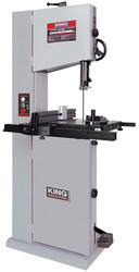 "Bandsaw, 14"" Floor, Resaw Guide, w/ind. fence"