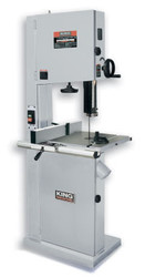 "Bandsaw, 21"" Floor, Resaw Guide, w/ind. fence"