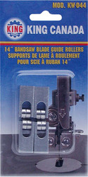 Blade Guide Rollers Kit