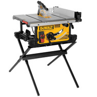 "10"" Table Saw (28-1/2"" Rip Capacity) with Stand"