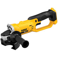 "20V MAX* Lithium Ion 4-1/2"" (115mm) / 5'' (125mm) Grinder (Tool Only)"