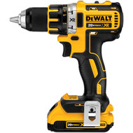 20V MAX* XR Lithium Ion Brushless Compact Drill / Driver Kit