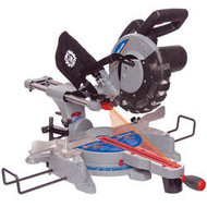 "10"" Sliding Compound Miter Saw with Twin Laser"