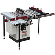 """Saw, 10"""" Table, Riving Knife w/ 30"""" Ind. Fence, LT"""