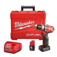 "M12 FUELª 1/2"" Hammer Drill/Driver Kit"