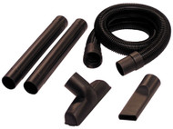 "Thread-on hose kit, 8ft x 2-1/2"", fits 8520LP, 8530LP, 8540LST"