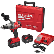 "M18 FUELª 1/2"" Hammer Drill/Driver Kit *"